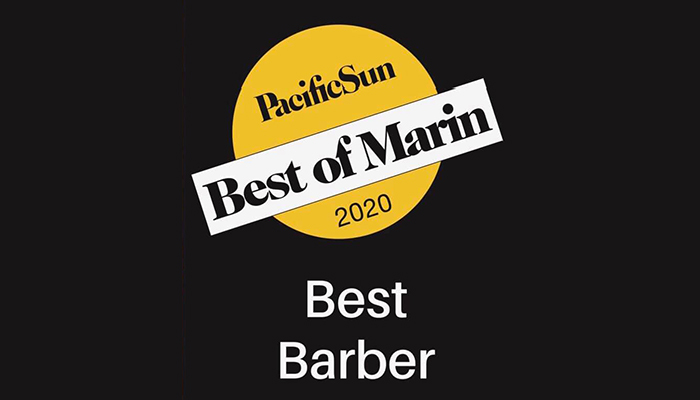 Pacific Sun Best Barber 2020